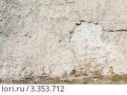 Стена с неровной поверхностью. Стоковое фото, фотограф Михаил Ястребов / Фотобанк Лори