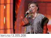 Певица Людмила Николаева (2012 год). Редакционное фото, фотограф Free Wind / Фотобанк Лори