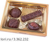 Купить «Коробка со сладостями», фото № 3362232, снято 24 февраля 2012 г. (c) Ivan Korolev / Фотобанк Лори