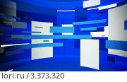 Купить «Синий движущийся фон», видеоролик № 3373320, снято 28 октября 2010 г. (c) Перов Евгений / Фотобанк Лори