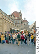 Купить «Флоренция», фото № 3375712, снято 7 октября 2011 г. (c) Parmenov Pavel / Фотобанк Лори