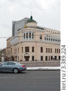Купить «Москва. Ресторан Прага», фото № 3389224, снято 27 марта 2012 г. (c) Бурмистрова Ирина / Фотобанк Лори