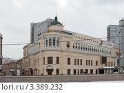 Купить «Москва. Ресторан Прага», фото № 3389232, снято 27 марта 2012 г. (c) Бурмистрова Ирина / Фотобанк Лори