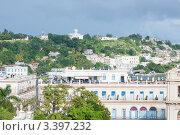 Купить «Гавана. Вид на крыши старого города», фото № 3397232, снято 17 декабря 2011 г. (c) Сергей Дубров / Фотобанк Лори