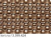 Плетеная текстура. Стоковое фото, фотограф Olsi / Фотобанк Лори