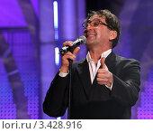 Купить «Григорий Лепс», эксклюзивное фото № 3428916, снято 28 февраля 2012 г. (c) Free Wind / Фотобанк Лори