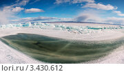 Купить «Байкальский лед», фото № 3430612, снято 18 ноября 2018 г. (c) Sergey / Фотобанк Лори