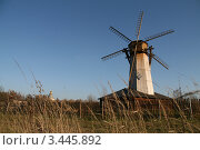 Старая мельница. Стоковое фото, фотограф Татьяна Парамзина / Фотобанк Лори