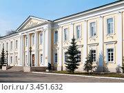 Музей изобразительных искусств в Оренбурге, фото № 3451632, снято 14 апреля 2012 г. (c) Вадим Орлов / Фотобанк Лори