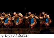 Купить «Кубанский казачий хор», фото № 3455872, снято 4 ноября 2009 г. (c) V.Ivantsov / Фотобанк Лори