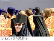 Купить «Монахиня в темных очках», фото № 3460848, снято 22 апреля 2012 г. (c) Данила Васильев / Фотобанк Лори