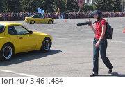 Фотограф на автошоу. Редакционное фото, фотограф Вадим Янгунаев / Фотобанк Лори