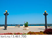 Анапа. Черное море. (2011 год). Стоковое фото, фотограф Елена Алексеева / Фотобанк Лори