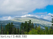 Купить «Уральские горы, Пермский край», фото № 3468180, снято 2 августа 2011 г. (c) Алексей Яговкин / Фотобанк Лори
