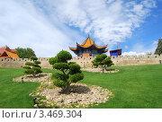 Китайский пейзаж (2010 год). Стоковое фото, фотограф Алла Корниенко / Фотобанк Лори