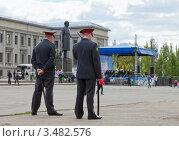 Купить «Все под контролем», эксклюзивное фото № 3482576, снято 1 мая 2012 г. (c) FotograFF / Фотобанк Лори