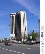 Купить «Виды города. Русаковская улица. Москва», эксклюзивное фото № 3484780, снято 2 мая 2012 г. (c) lana1501 / Фотобанк Лори