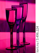 Бокалы. Стоковое фото, фотограф Алена Романова / Фотобанк Лори