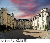 Купить «Замок Юссе (Спящая красавица), Франция, Луара», фото № 3523288, снято 7 мая 2012 г. (c) Владимир Журавлев / Фотобанк Лори