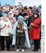 Ветераны Великой Отечественной (2012 год). Редакционное фото, фотограф Вячеслав Зяблов / Фотобанк Лори