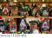 Пряничные домики (2012 год). Редакционное фото, фотограф Анна Кузнецова / Фотобанк Лори