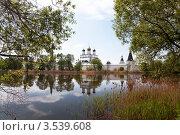 Купить «Иосифо-Волоцкий монастырь», фото № 3539608, снято 22 мая 2012 г. (c) Наталья Волкова / Фотобанк Лори