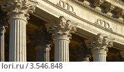 Капители коринфских колонн Казанского собора (2012 год). Стоковое фото, фотограф Александр Алексеев / Фотобанк Лори