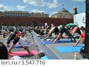Купить «Восьмой форум ГТО, Красная площадь, Москва», эксклюзивное фото № 3547716, снято 27 мая 2012 г. (c) lana1501 / Фотобанк Лори