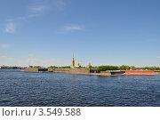 Петропавловская крепость. Санкт-Петербург (2012 год). Редакционное фото, фотограф Гузынин Тимофей / Фотобанк Лори