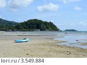 Берег острова Ко Чанг во время отлива (2012 год). Редакционное фото, фотограф Окунев Александр Владимирович / Фотобанк Лори