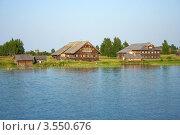 Заонежская деревня (2011 год). Редакционное фото, фотограф Михаил Моросин / Фотобанк Лори