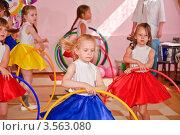 Купить «Праздник в детском саду», эксклюзивное фото № 3563080, снято 1 июня 2012 г. (c) Алёшина Оксана / Фотобанк Лори