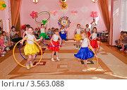 Купить «Праздник в детском саду», эксклюзивное фото № 3563088, снято 1 июня 2012 г. (c) Алёшина Оксана / Фотобанк Лори