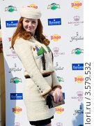 Купить «Лена Катина», фото № 3579532, снято 2 июня 2012 г. (c) Михаил Ворожцов / Фотобанк Лори