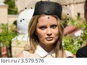 Купить «Дана Борисова», фото № 3579576, снято 2 июня 2012 г. (c) Михаил Ворожцов / Фотобанк Лори