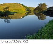 Купить «Утро на реке Воргол. Липецкая область», фото № 3582752, снято 3 июня 2012 г. (c) Liseykina / Фотобанк Лори