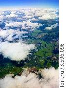 Купить «Прекрасный вид над землей», фото № 3596096, снято 9 июня 2012 г. (c) Vitas / Фотобанк Лори