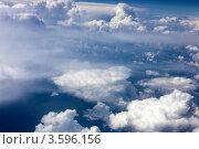 Купить «Красивые облака в синем небе», фото № 3596156, снято 31 мая 2012 г. (c) Vitas / Фотобанк Лори