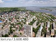 Купить «Затон в Саратове», фото № 3608480, снято 30 мая 2012 г. (c) Yanchenko / Фотобанк Лори
