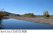 Купить «Чукотка, тундра, река Анадырь», фото № 3613908, снято 3 сентября 2005 г. (c) Наталья Спиридонова / Фотобанк Лори