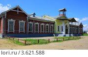 Железнодорожный вокзал в Шуе (2012 год). Стоковое фото, фотограф Василий Пешненко / Фотобанк Лори