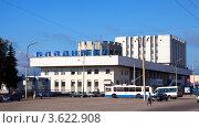 Купить «Владимирский железнодорожный вокзал», эксклюзивное фото № 3622908, снято 14 июня 2012 г. (c) Яков Филимонов / Фотобанк Лори