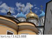 Купить «Новоспасский монастырь. Москва», эксклюзивное фото № 3623888, снято 18 июня 2012 г. (c) lana1501 / Фотобанк Лори