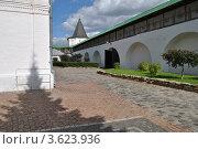 Купить «Новоспасский монастырь. Москва», эксклюзивное фото № 3623936, снято 18 июня 2012 г. (c) lana1501 / Фотобанк Лори