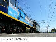 Железная дорога 2 (2007 год). Редакционное фото, фотограф Алина Сысоева / Фотобанк Лори
