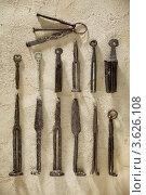 Набор ключей (2009 год). Редакционное фото, фотограф Борис Антонов / Фотобанк Лори