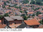 Купить «Сараево. Городские крыши», фото № 3626268, снято 16 июня 2012 г. (c) Ярослав Каминский / Фотобанк Лори