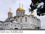 Купить «Владимир, Успенский собор», фото № 3630232, снято 7 июня 2011 г. (c) ElenArt / Фотобанк Лори