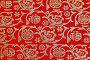 Китайский золотистый орнамент на красном фоне, фото № 3633660, снято 13 апреля 2011 г. (c) Losevsky Pavel / Фотобанк Лори