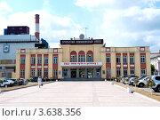 Купить «Уральский алюминиевый завод в городе Каменск-Уральском», фото № 3638356, снято 27 июня 2011 г. (c) Голубев Андрей / Фотобанк Лори
